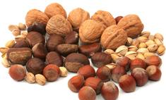 Орехи от ожирения