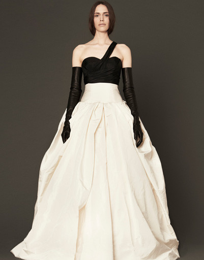 Свадебное платье Vera Wang 2014