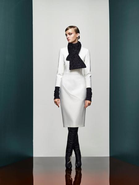Хозяйка Медной горы: новая pre-fall коллекция A LA RUSSE Anastasia Romantsova   галерея [2] фото [35]