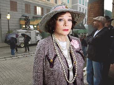 Ширли Маклейн (Shirley MacLaine) в роли Коко Шанель