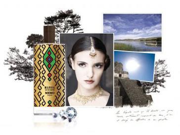 Индия, Япония, Эфиопия – лишь некоторые страны, которые вдохновили Клару Моллой на создание ароматов