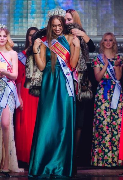 конкурс «Мисс Сибирь – 2016»