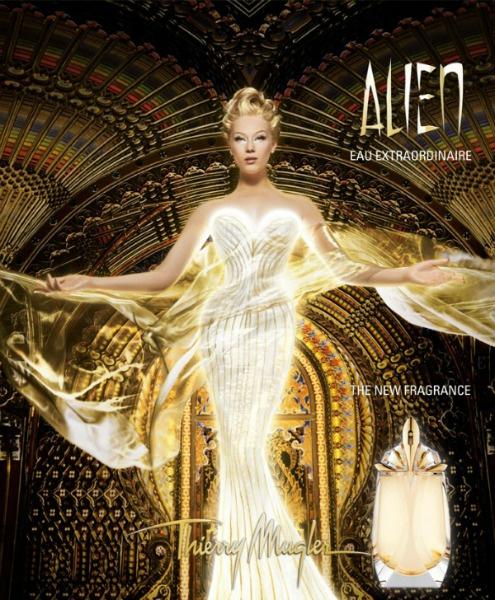 Alien Eau Extraordinaire от Thierry Mugler