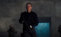Новый и окончательный трейлер фильма про агента 007 «Не время умирать»