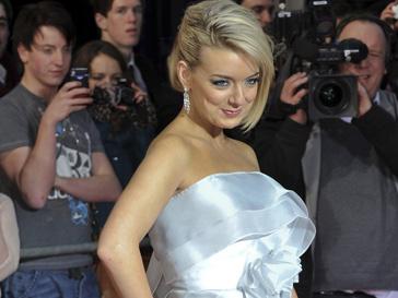 Шеридан Смит (Sheridan Smith), сыгравшая в постановке «Блондинка в законе»