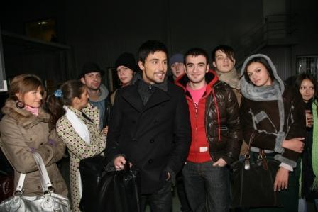 Билан с участниками проекта