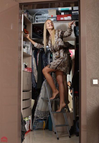 Новая квартира Полины Сидихиной: фото