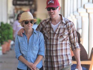 Риз Уизерспун (Reese Witherspoon) и Джим Тот(Jim Toth) счастливы вместе