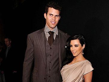 Ким Кардашьян (Kim Kardashian) и Крис Хамфрис (Kris Humphries)