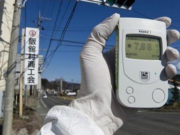 Специалисты дают противоречивые сведения об уровне радиации на японской АЭС