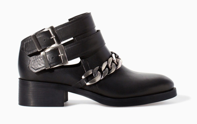 Ботинки Zara, 4599 р.