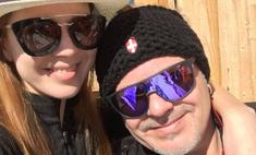 Пресняков и Подольская впервые за полтора года отдохнули от сына