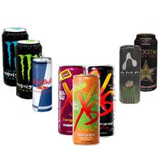 Энергетики напитки