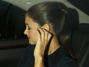 Кэти Холмс (Katie Holmes) впервые появилась без обручального кольца