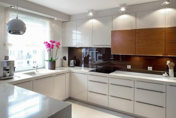 Источники света для кухни