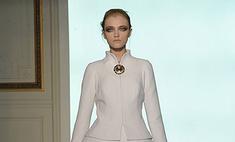 Завершение Недели Haute Couture