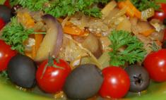 Рататуй: французское блюдо по-нижегородски и не только