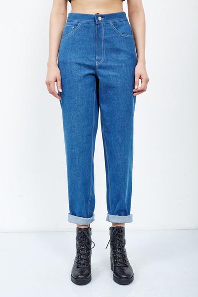 Модные тенденции джинсы 2016