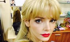 Игры в Барби: Лиза Боярская стала блондинкой