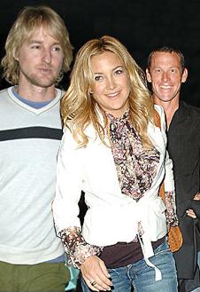 Кейт Хадсон в 2008 году успела расстаться с двумя мужчинами – актером Оуэном Уилсоном и велогонщиком Лэнсом Армстронгом