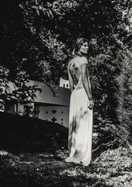 ЗАМУЖ НЕВТЕРПЕЖ: 10 самых красивых свадебных коллекций сезона | галерея [2] фото [4]