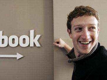 Марк Цукерберг (Mark Zuckerberg) удостоился звания самого влиятельного представителя новой элиты