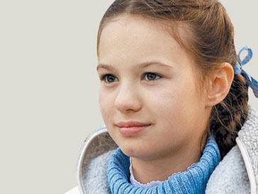 Внучка Александра Лукашенко появится на экране