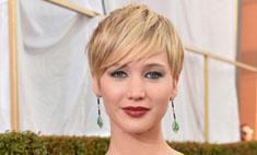 «Золотой глобус» – 2014: Лоуренс сделала неудачный макияж