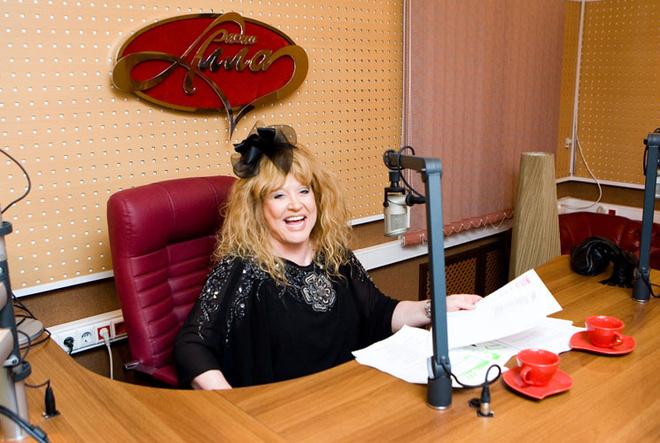 Пугачева в эфире «Радио Алла». Сентябрь 2008 года.