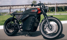 «Калашников» представил концепт электромотоцикла (видео)