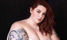 155 кг красоты: модель обнажилась в знак протеста