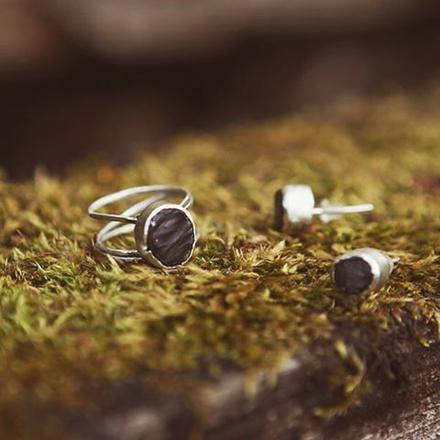 Серьги и кольцо, 5000 р.