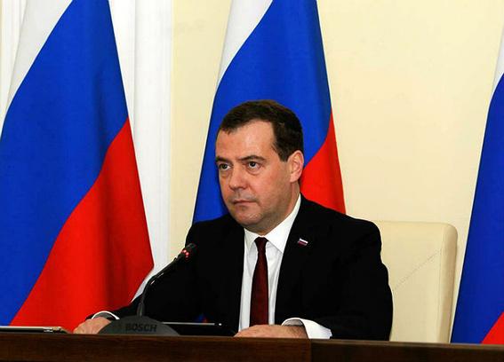 Боня дает уроки стиля Дмитрию Медведеву