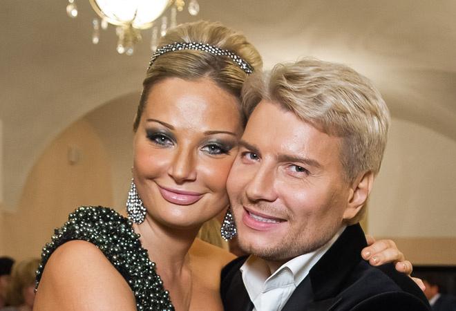 Николай Басков и Мария Максакова фото
