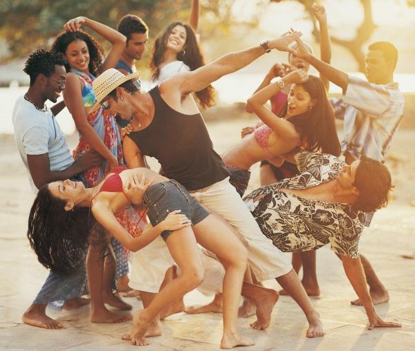 Заниматься танцами полезно как для здоровья, так и для настроения