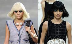Chanel представил необычный бьюти-тренд весны 2014