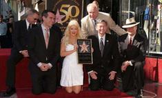 Голливудская аллея Славы разменяла шестой десяток
