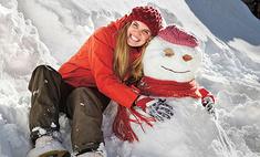 Румяные щечки: как защититься от мороза