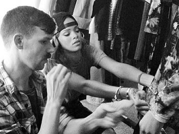 Рианна (Rihanna) работает над коллекциями одежды для River Island