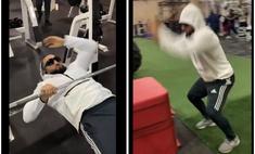 Боец UFC метко спародировал безумные тренировки соперника Хабиба (видео)