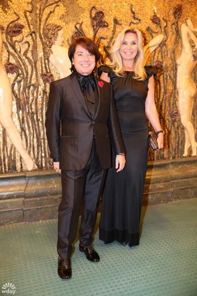 Золотой орел – 2016: Валентин Юдашкин с женой фото