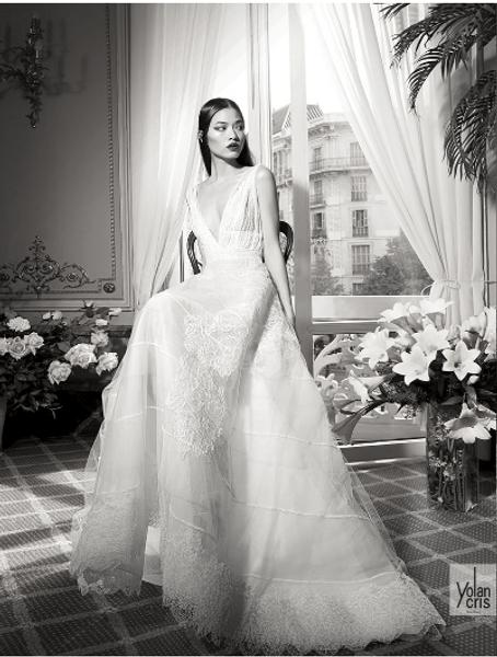 ЗАМУЖ НЕВТЕРПЕЖ: 10 самых красивых свадебных коллекций сезона | галерея [8] фото [5]