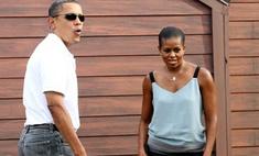 Барак Обама проведет отпуск на ферме с яблоневым садом