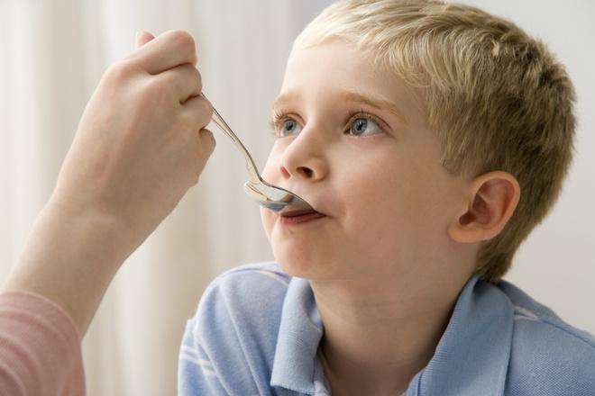 рецепты с алоэ для детей