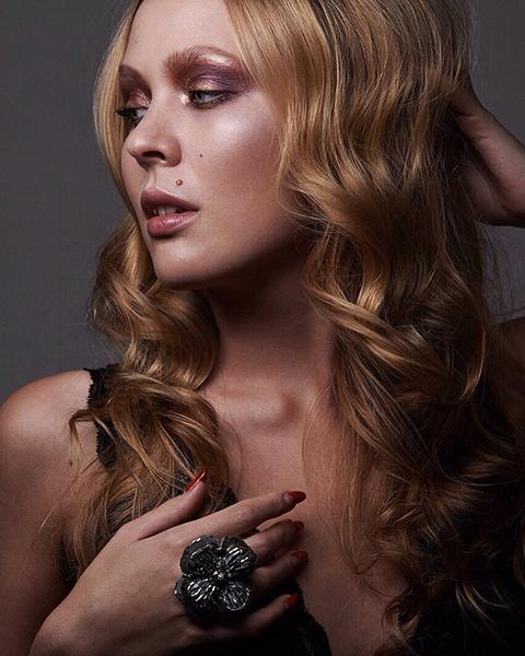 Анастасия Морякова, модель