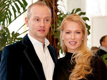Олеся Судзиловская и Сергей Дзебань поженились в 2009 году
