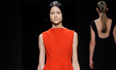 Calvin Klein представил коллекцию сезона осень-2012