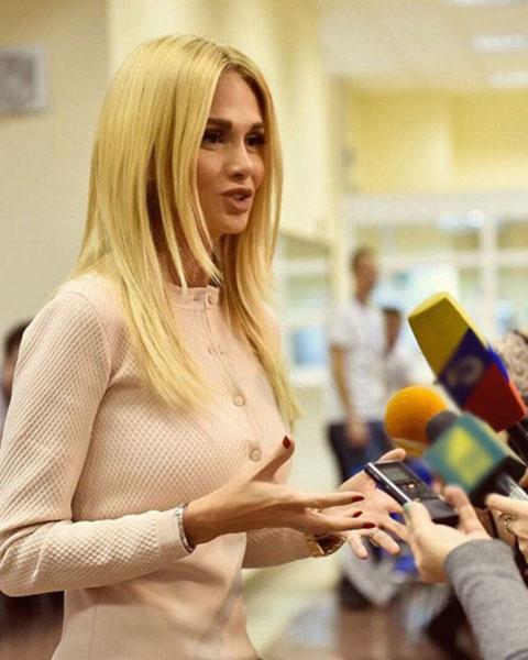 Виктория Лопырева: новости