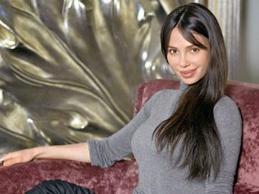 У пианистки Оксаны Григорьевой уже есть опыт съемки в стиле ню