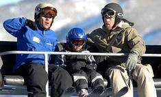 Звезды на горных лыжах и сноубордах